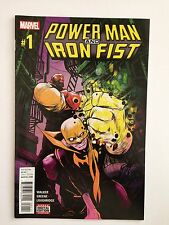Power Man And Iron Fist #1 Comic Book FIRST PRINT Marvel VF.NM