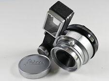 Leica M Summaron 3,5 cm 35mm f3.5 Manual vintage primo Lens + Occhiali M3 M6 M9 17