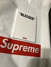 """Supreme """"BLESSED"""" DVD ONLY NEW FW18 DEADSTOCK Order In Hand"""