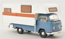 "PREMIUM CLASSIXX 11355, VW T2A PICK-UP/CAMPING ""TISCHER"" BLUE/IVORY, 1:43 SCALE"