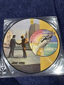 Pink Floyd Wish You Were Here Picture Disc LP Vinyl