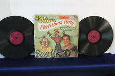 "Howdy Doody's Christmas Party, RCA Victor Y 442, Gatefold, 2 Records, 10"" 78 RPM"