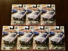 Hot Wheels 2018 Car Culture Cars & Donuts Alfa Romeo Giulia Sprint GTA *Lot of 7