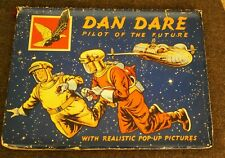 "Dan Dare ""Pilot of the Future"" Pop Up Book 1950's"