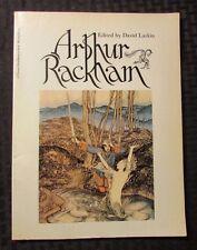 1975 ARTHUR RACKHAM by David Larkin 1st Ed. Peacock/Bantam SC FN+