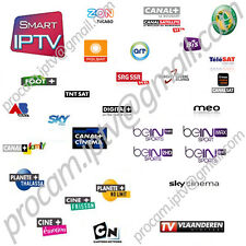 IPTV - US/French/Brazilian/Arabic/canadian ... 3000+ TV channels (1 year)