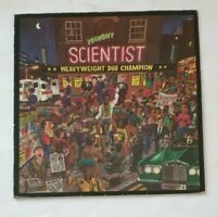 Scientist - Heavyweight Dub Champion - 1980 - GREL 13 - UK Pressing - Vinyl LP