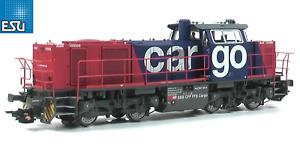 """ESU H0 AC/DC 31305 Diesellok G1000 Am 842 102-6 der SBB Cargo """"Sound"""" NEU + OVP"""