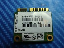 "Hp EliteBook 8440p 14"" Genuine Laptop Wireless WiFi Card 572511-001 633Anhmw"