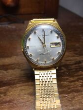 Vintage JAPAN SEIKO 5 Sportsmatic 21 Jewels Automatic Men's Watch 6619 7020