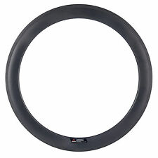 Carbon Rims Clincher 60mm Depth 23mm Width 3k Matte Road Rim Carbon Wheel Rim