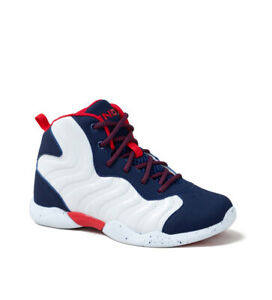 AND1 Boys  Basketball Athletic Hi-top Sneaker Shoes Size 2 Basketball Shoes