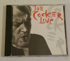 Joe Cocker Live by Joe Cocker (CD, May-1990, Capitol)