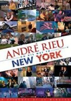 "ANDRE RIEU ""ANDRE RIEU ON HIS WAY TO NEW YORK"" DVD NEU"