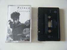 Prince Excellent (EX) Case Condition Single Music Cassettes