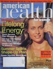 bbdc26628b6 FREDERIQUE VAN DER WAL July 1997 AMERICAN HEALTH Magazine