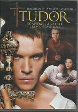 Dvd I TUDOR - Scandali a Corte - Stagione 01 - (3 Dischi) Serie Tv .....NUOVO