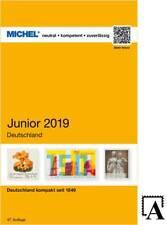 MICHEL JUNIOR 2019 Deutschland Katalog Neuerscheinung catalogue