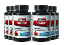 Kidney Detox - Cranberry Extract 50:1 - Ulrimate Bladder Defense Pills 6B