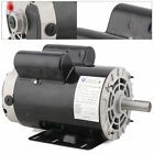 5+HP+Air+Compressor+Electric+Power+Motor+Single+Phase+Motor+56+Frame+3450+RPM