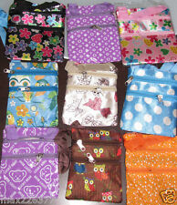"new 10 mini hangbags purses bags KIDS birthday PARTY FAVORS  4""x6"" 10 piece LOT"