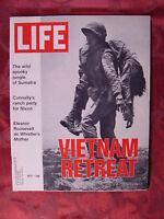 LIFE May 12 1972 VIETNAM RETREAT JOHN CONNALLY SUMATRA