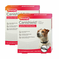 2 COLLARI BEAPHAR CANISHIELD ANTIPARASSITARIO PER CANI CONTRO LEISHMANIOSI SMALL