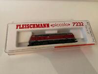 Fleischmann piccolo N BR 210 002-2 DB Diesellok  ( 7232 )