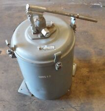 GRACO GREASE PUMP BUCKET 4930-00-244-4859  PART NUMBER 41G1420-25
