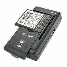 Nuevo teléfono universal/Cargador Externo de Batería de Cámara & Puerto USB Cargador De Escritorio