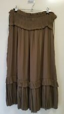 NEW Piper Skirt Pleated and Ruched size 12 RRP $99.95