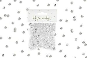 Clear Wedding/Birthday Party Scatter Crystals Table Decoration Diamond Confetti