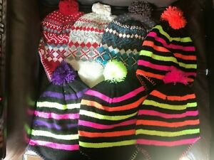 Peruvian Style Hats Unisex Various Colours  Choose From List