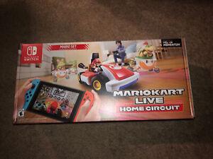 Nintendo Mario Kart Live Home Circuit Mario Set In Hand Ships Today