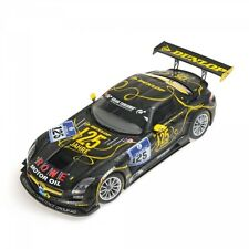 MERCEDES SLS AMG GT3 ROWE RACING 2013 #125 LTD 1000PC 1/18 MINICHAMPS 151133125