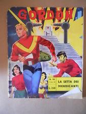 GORDON n°16 1965 edizioni SPada  [G284] Buono