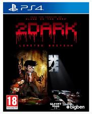 2Dark Limited Edition Steelbook /Steelcase Edition (2 Dark, Playstation 4)