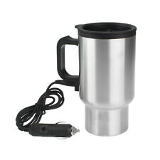 Water Vehicle 12V Car 450Ml Drink Bottle Warmer Heater Stainless Steel