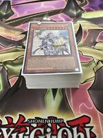 Yugioh Complete 40 Card True King Draco Deck! Master Peace Heritage Dino + Bonus