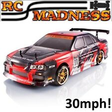 Nissan Skyline Electric RC Drift Car 4x4 30MPH! Subaru