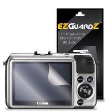 4X EZguardz Screen Protector Skin Cover Shield 4X For Canon EOS M (Ultra Clear)
