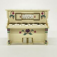 Vintage Enesco Player Piano Animated Music Box Let Me Call You Sweetheart 1985