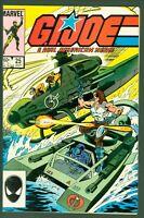 G.I. Joe A Real American Hero #25 FINE Marvel Comics 1984 1st Zartan 2nd Print