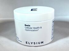 Elysium Basis NAD+ Increase Cellular Health Reverse Aging Free Shipping