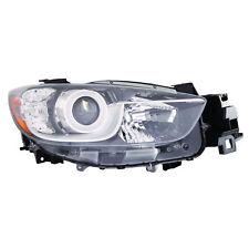 for NSF 2013 2016 Mazda CX5 RH Right Passenger Headlight Headlamp, Halogen