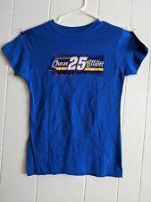 Chase Elliott #9 T-shirt Napa Ladies Driver 2015 NASCAR Tee Medium