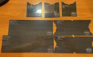Money Clipper Wallet Template Set Made By Makers Leather Supply