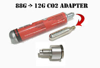88g to 12g CO2 cartridge CONVERTER ADAPTER for Air Rifle gram SMK XS79 COO.001