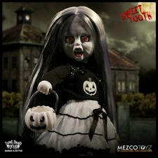 Living Dead Doll Sweet Tooth Black and White Halloween 2017 Exclusive - New