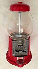 "Red 11"" Carousel Vending Machine Gumball Bank"